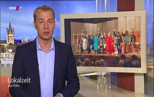 WDR Lokalzeit zu Besuch ...