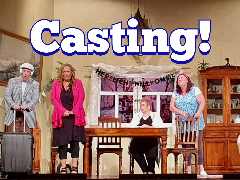 Casting am Fr., 17.09.2021!